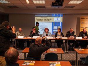 Okrogla miza: človekove pravice v prometu