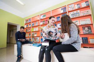 Obvestilo za uporabnike knjižnice FVV