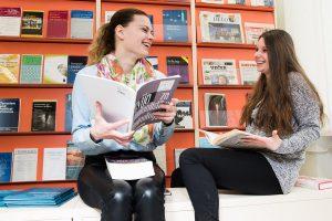 Podaljšanje članstva v knjižnici FVV