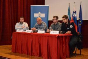 Predstavitev poklica redar in Mestnega redarstva Mestne občine Ljubljana