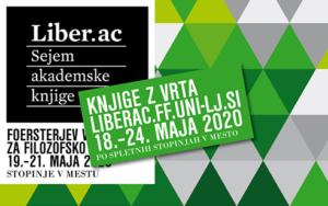 Sejem akademske knjige Liber.ac 2020